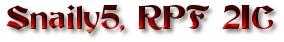 snaily5 RPF signature