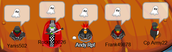 Scaring away the danger from CP Armies!