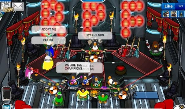 The RPF Band ROCKS!!