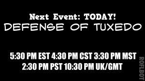 Next event1